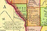 Webb-Encinal Counties 1895