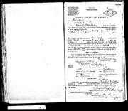O'Malley-Frank 1914 passport