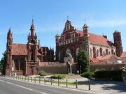 Vilnius St Anns church