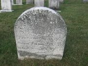 Kershaw-Jane tombstone