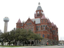 Dallas - Old Red Museum 01