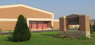 Prairie Heights High School, Indiana