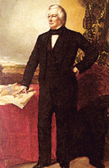 Millard Fillmore White House portrait