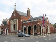 Winsor & Eton Riverside station