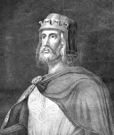 Heinrich von Sachsen (876-936)Henry I the Fowler