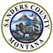 Sanders County MT seal