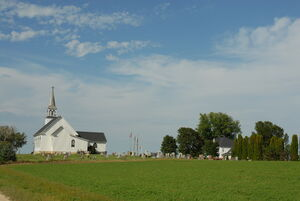 Trinity Evangelical Luthernan Church Zumbro Falls Minnesota