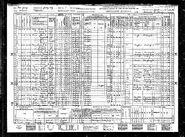 1940 United States Federal Census for Burnett Van Densen
