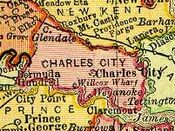 Charles City County Virginia 1895