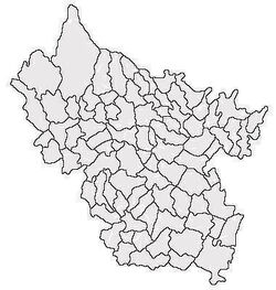 Romania Buzau Location map