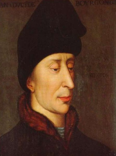 John, Duke of Burgundy (1371-1419)