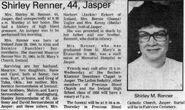 Shirley Sermersheim obituary