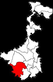 Paschim medinipur district