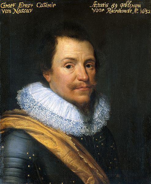 Ernst Casimir van Nassau