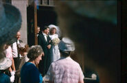 Wedding of Ralph Freudenberg (1903-1980) to Wladyslawa Joan Dombrowska (1916-1995)