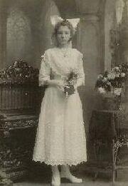 Ella Volmar - Confirmation 1913 No. 3