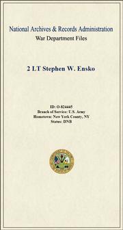 Ensko-Stephen 1944