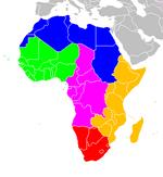 Africa-regions