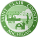 St Clair County mi seal