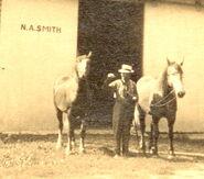 Nathaniel A Smith