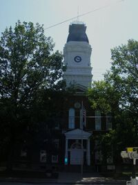 Henry County, Kentucky courthouse