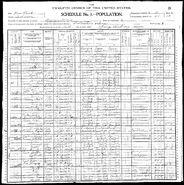 1900 census VanDeusen Curlhair 3