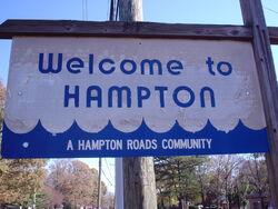 Welcome To HamptonVA