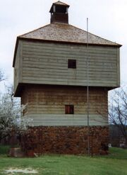 Fort Hawkins Macon, Georgia