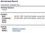 Gelchion-Winifred 1891 birth