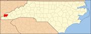 North Carolina Map Highlighting Graham County.PNG
