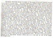 Tteague aldine history