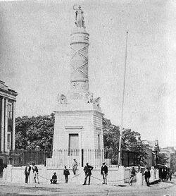Balt. Battle Monument 3a
