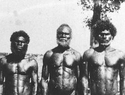 Bathurst Island men