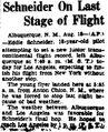 AP 1930August18 Schneider on last stage of flight.jpg