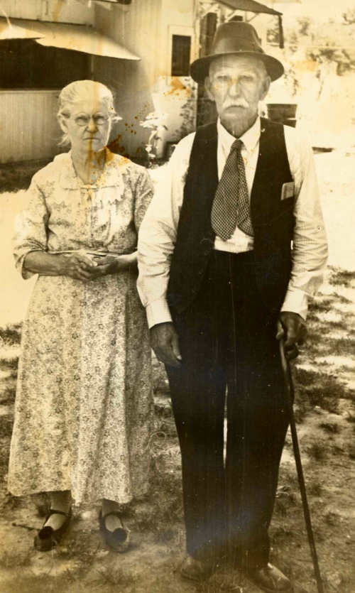 Belvarita and Samuel Yearwood