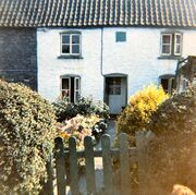 Family home, 2 Victoria Road, North Common, Bristol (1960-1966)