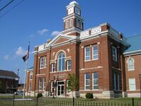Bullit county kentucky courthouse