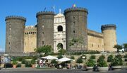 Naples-Castel Nuovo
