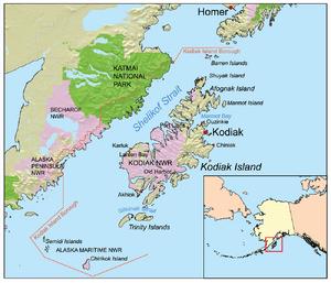 Kodiakislandmap