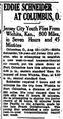Schneider-EddieAugust August 24, 1930 SpringfieldRepublican.png