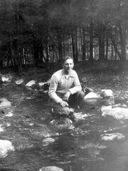 Joseph Szczesny near Stream