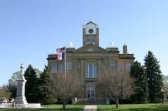 Monroe County, Iowa Courthouse