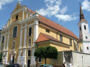 Esztergom - Ferences templom