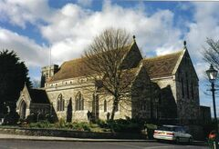Langton Matravers, parish church of St. George - geograph.org.uk - 452371
