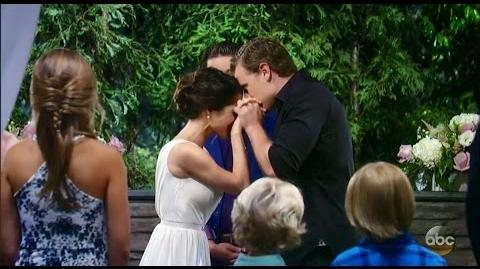 GH Jason & Sam 9 6 16 *Wedding Vows*