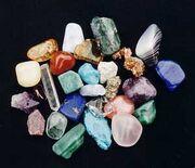 Crystals healing main