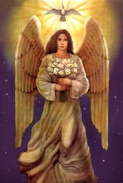 Arch-angel-gabriel