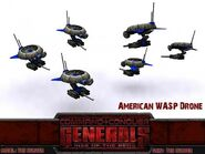 American WASP Drone