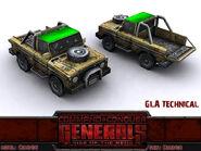 GLA Technical D