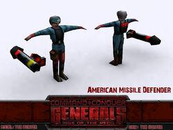 American MissileDefender